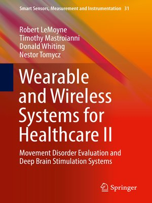 cover image of Wearable and Wireless Systems for Healthcare II