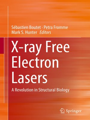 cover image of X-ray Free Electron Lasers