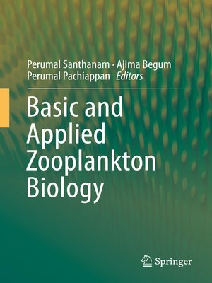 cover image of Basic and Applied Zooplankton Biology