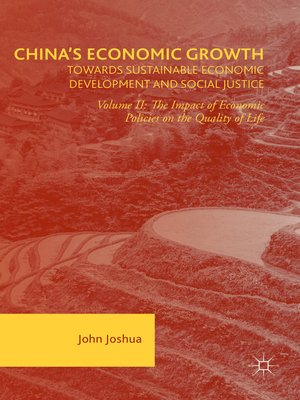 cover image of China's Economic Growth
