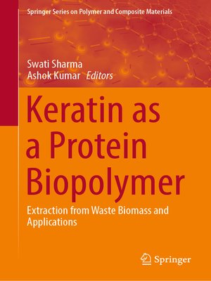 cover image of Keratin as a Protein Biopolymer