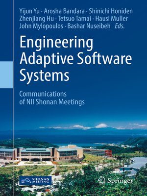 cover image of Engineering Adaptive Software Systems