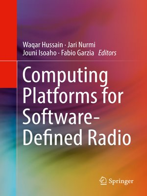 cover image of Computing Platforms for Software-Defined Radio