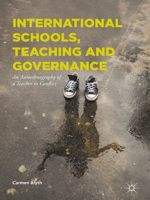 cover image of International Schools, Teaching and Governance