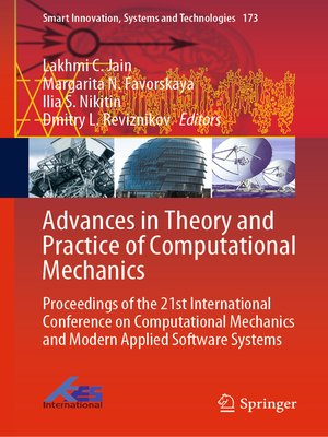 cover image of Advances in Theory and Practice of Computational Mechanics