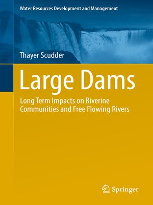 cover image of Large Dams