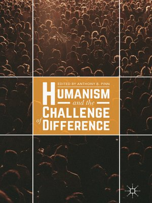cover image of Humanism and the Challenge of Difference