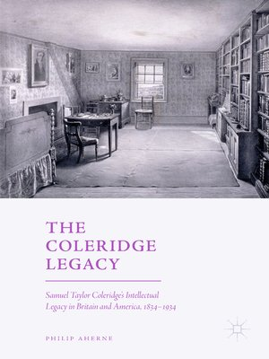 cover image of The Coleridge Legacy