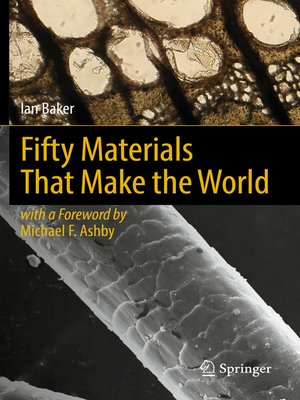 cover image of Fifty Materials That Make the World