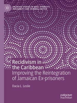 cover image of Recidivism in the Caribbean