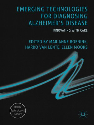 cover image of Emerging Technologies for Diagnosing Alzheimer's Disease