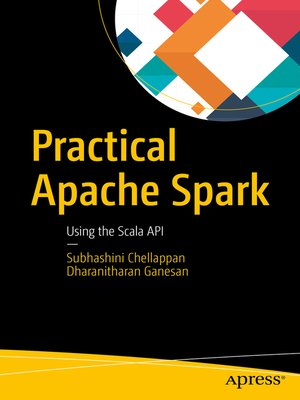 cover image of Practical Apache Spark