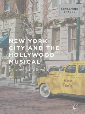 cover image of New York City and the Hollywood Musical