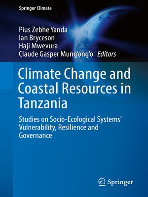 cover image of Climate Change and Coastal Resources in Tanzania