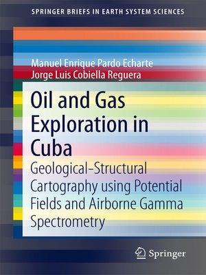 cover image of Oil and Gas Exploration in Cuba