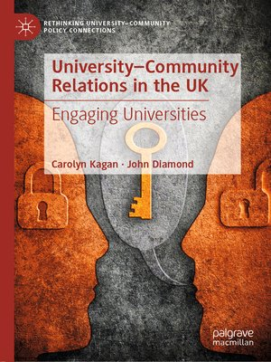 cover image of University–Community Relations in the UK