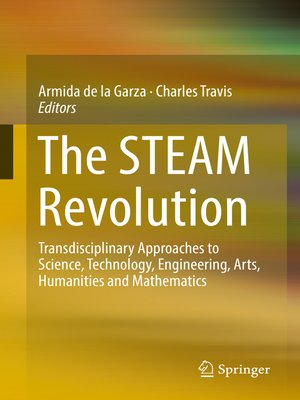 cover image of The STEAM Revolution