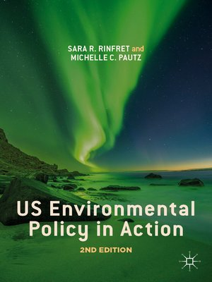 cover image of US Environmental Policy in Action