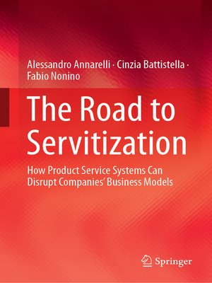 cover image of The Road to Servitization