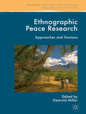 cover image of Ethnographic Peace Research