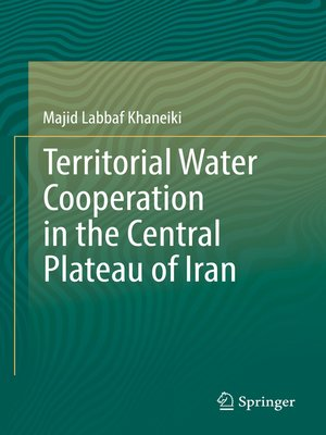cover image of Territorial Water Cooperation in the Central Plateau of Iran