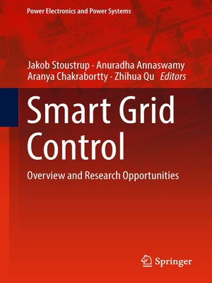 cover image of Smart Grid Control