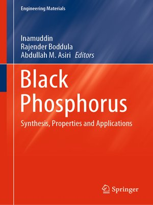 cover image of Black Phosphorus