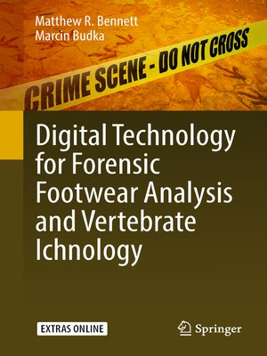 cover image of Digital Technology for Forensic Footwear Analysis and Vertebrate Ichnology