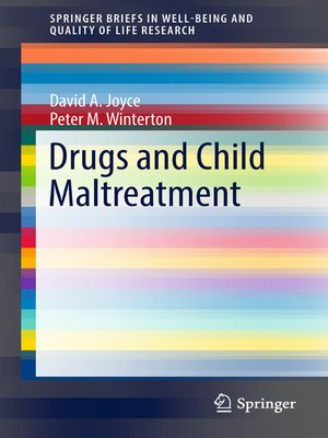 cover image of Drugs and Child Maltreatment