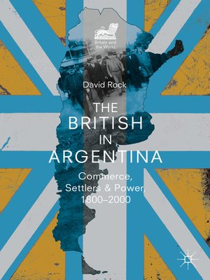 cover image of The British in Argentina