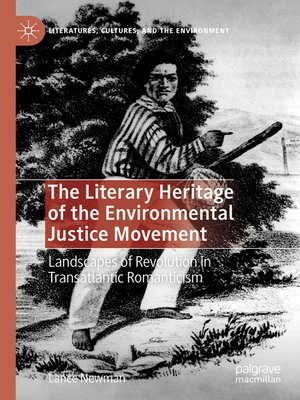 cover image of The Literary Heritage of the Environmental Justice Movement