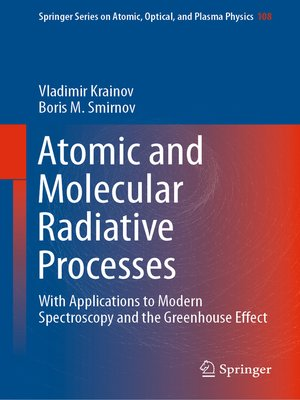 cover image of Atomic and Molecular Radiative Processes