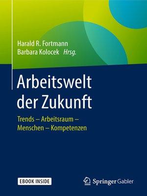 cover image of Arbeitswelt der Zukunft