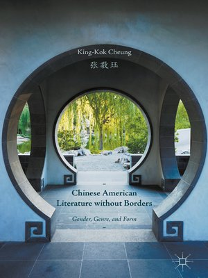 cover image of Chinese American Literature without Borders