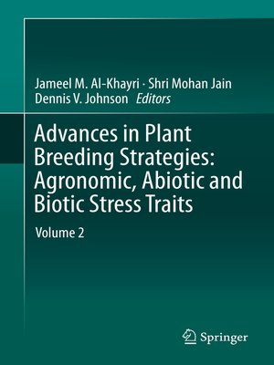 cover image of Advances in Plant Breeding Strategies
