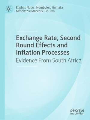 cover image of Exchange Rate, Second Round Effects and Inflation Processes