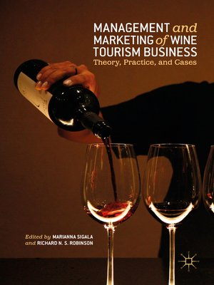 cover image of Management and Marketing of Wine Tourism Business