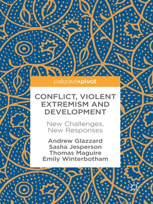 cover image of Conflict, Violent Extremism and Development