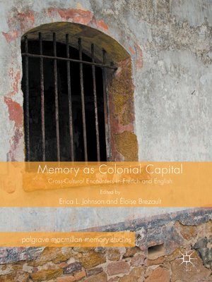 cover image of Memory as Colonial Capital