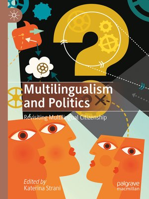 cover image of Multilingualism and Politics