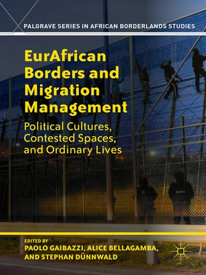 cover image of EurAfrican Borders and Migration Management