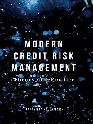 cover image of Modern Credit Risk Management