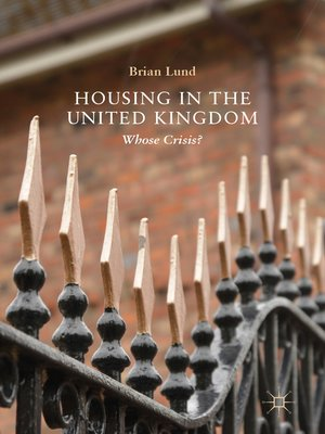 cover image of Housing in the United Kingdom