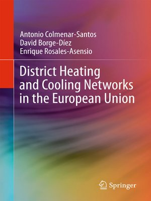 cover image of District Heating and Cooling Networks in the European Union
