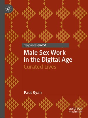 cover image of Male Sex Work in the Digital Age