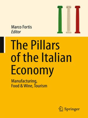 cover image of The Pillars of the Italian Economy