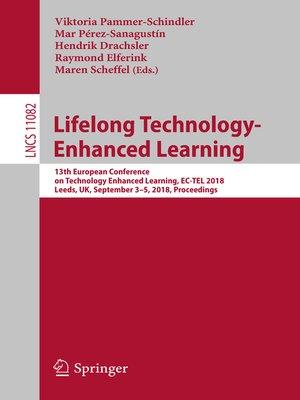 cover image of Lifelong Technology-Enhanced Learning