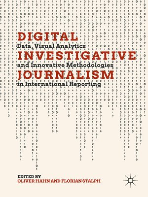 cover image of Digital Investigative Journalism