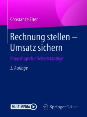 cover image of Rechnung stellen--Umsatz sichern