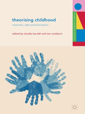 cover image of Theorising Childhood